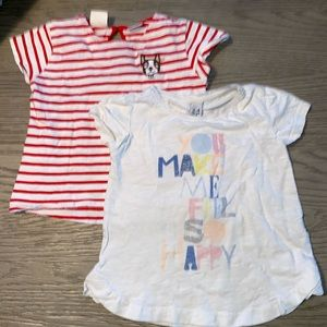 ZARA BABY GIRL TOP BUNDLE